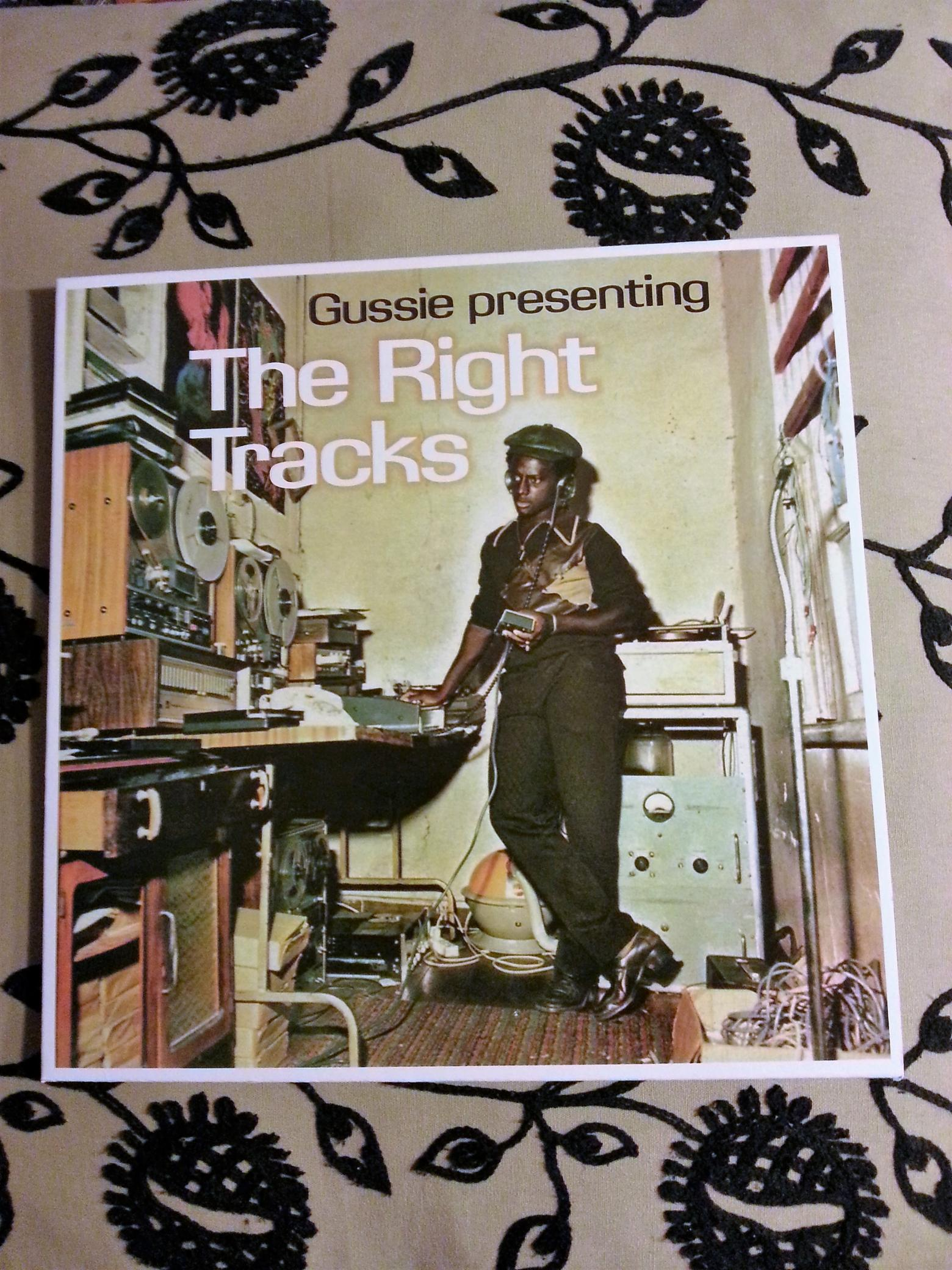 THE RIGHT TRACKS