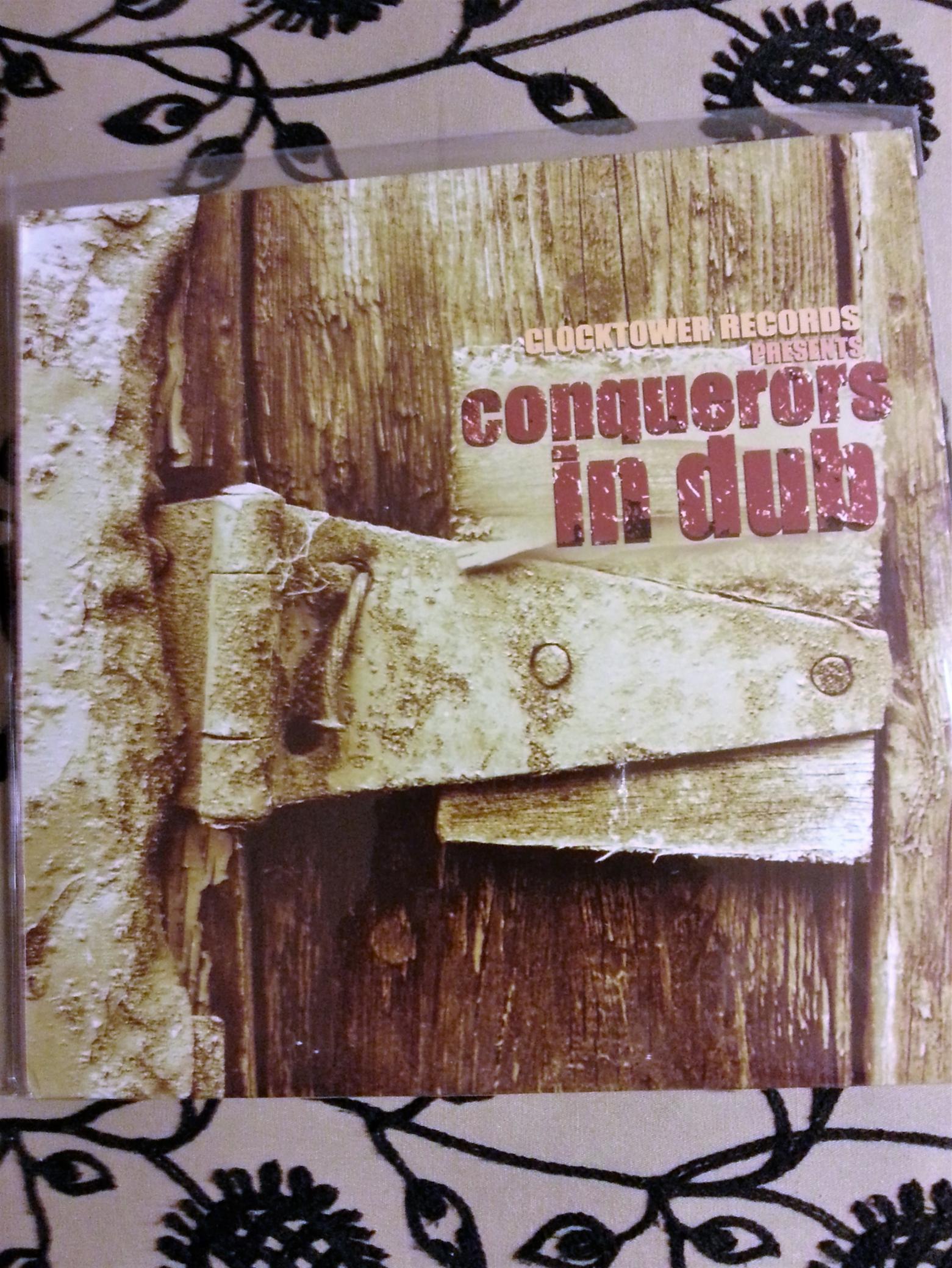 CONQUERORS IN DUB