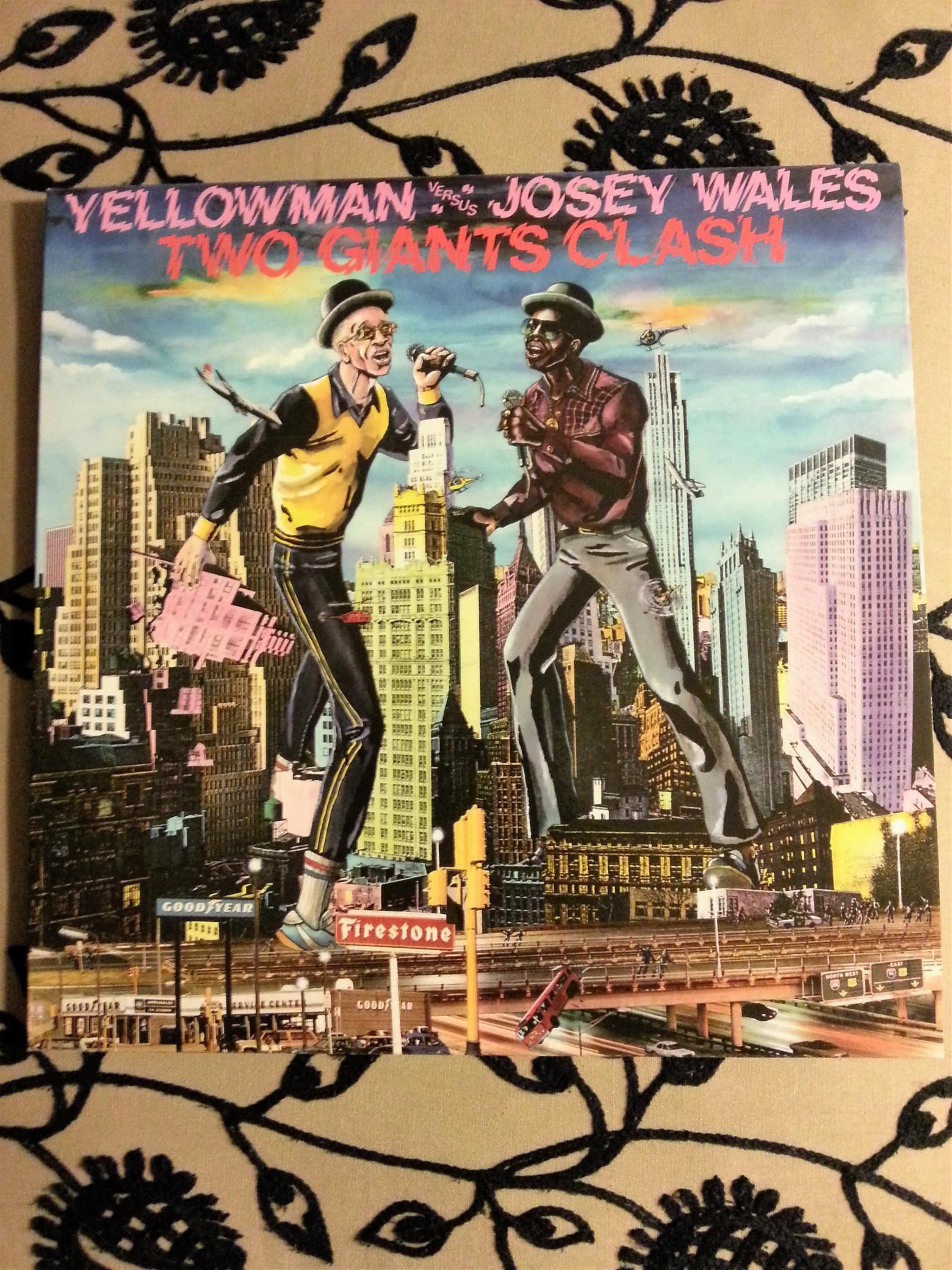 YELLOW MAN ET JOSEY WALES