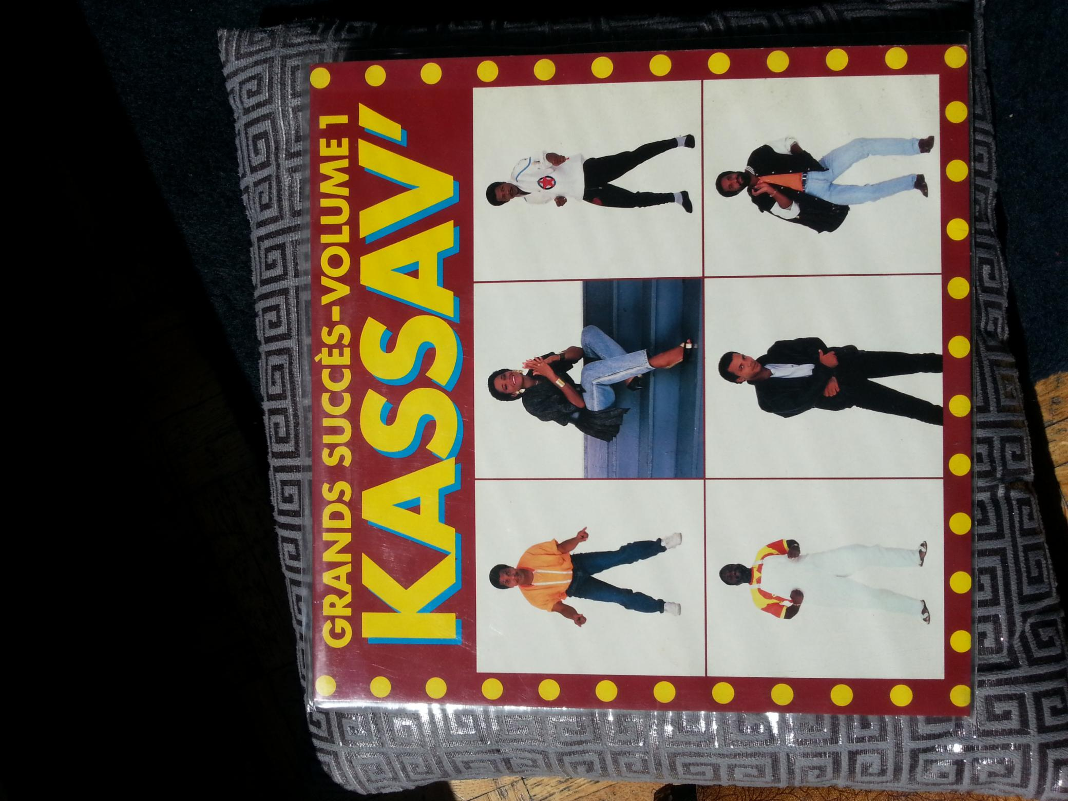 KASSA'V