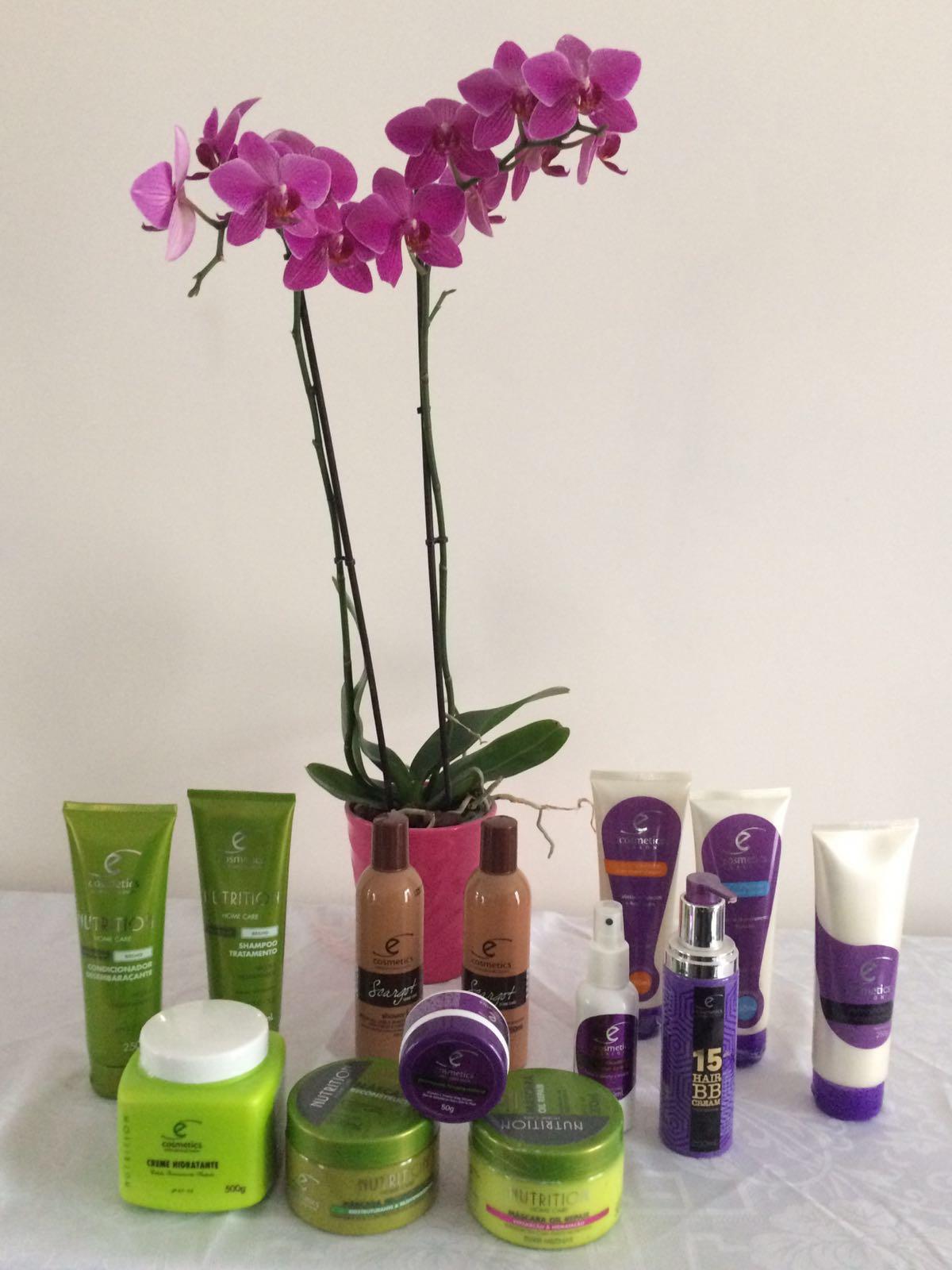 Gamme Shampoing - Après shampoing - Crème de soins sans rinçage