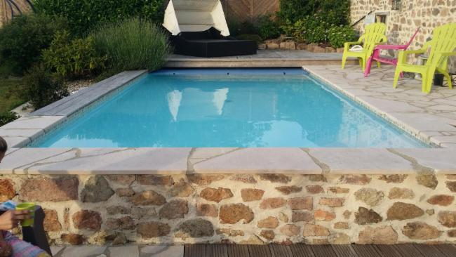 AU FIL D'O PISCINE CHAUFFAILLE Entretien piscine Depanage piscine Pose bassin