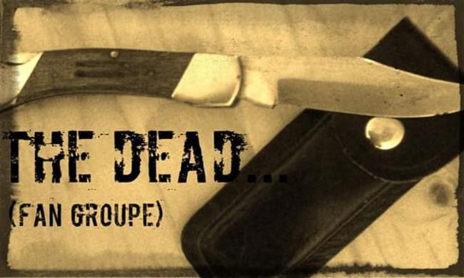 THE DEAD FanSérie THE DEAD Zombie