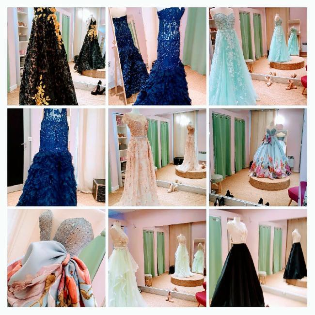 Le Comptoir de la Robe Villeurbanne Location de Robes de Haute Couture: soirée, mariée, cocktail