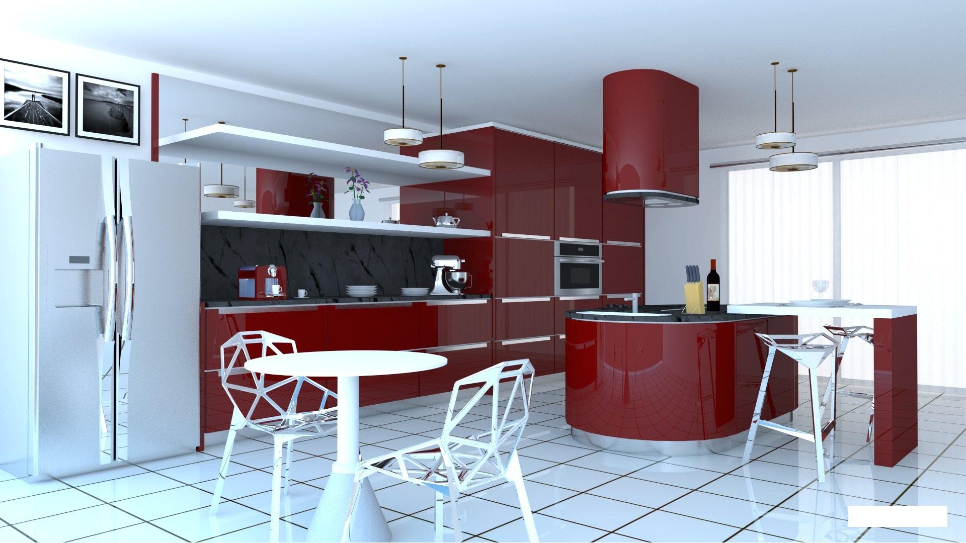 Décoration cuisine casablanca