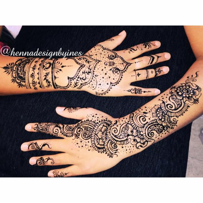 Henna Design by Ines Paris Personnalisation de miroir ou tableau Personnaliser vos objets intérieure
