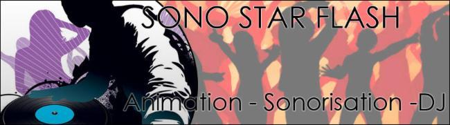 sono star-flash Dechy Sonorisation Animation DJ Eclairage et Sonorisation de podium