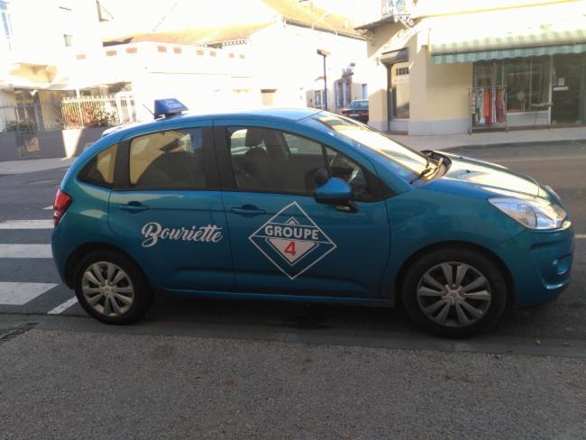 GROUPE 4 BOURIETTE Vic En Bigorre Auto-Ecole Prise et retour à domicile Auto-Ecole