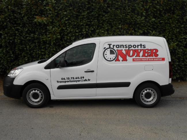 Transports NOYER Parcé Sur Sarthe Transports Express Transports Express et tournées dédiées Tournées régulières