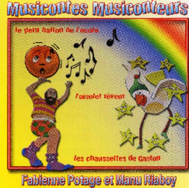 Musicontes Musiconteurs bal pour enfants contes musicaux spectacles jeune public bals fok concerts festifs