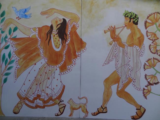 Raconte moi la danse bal trad trio de vents bal pour enfants contes musicaux