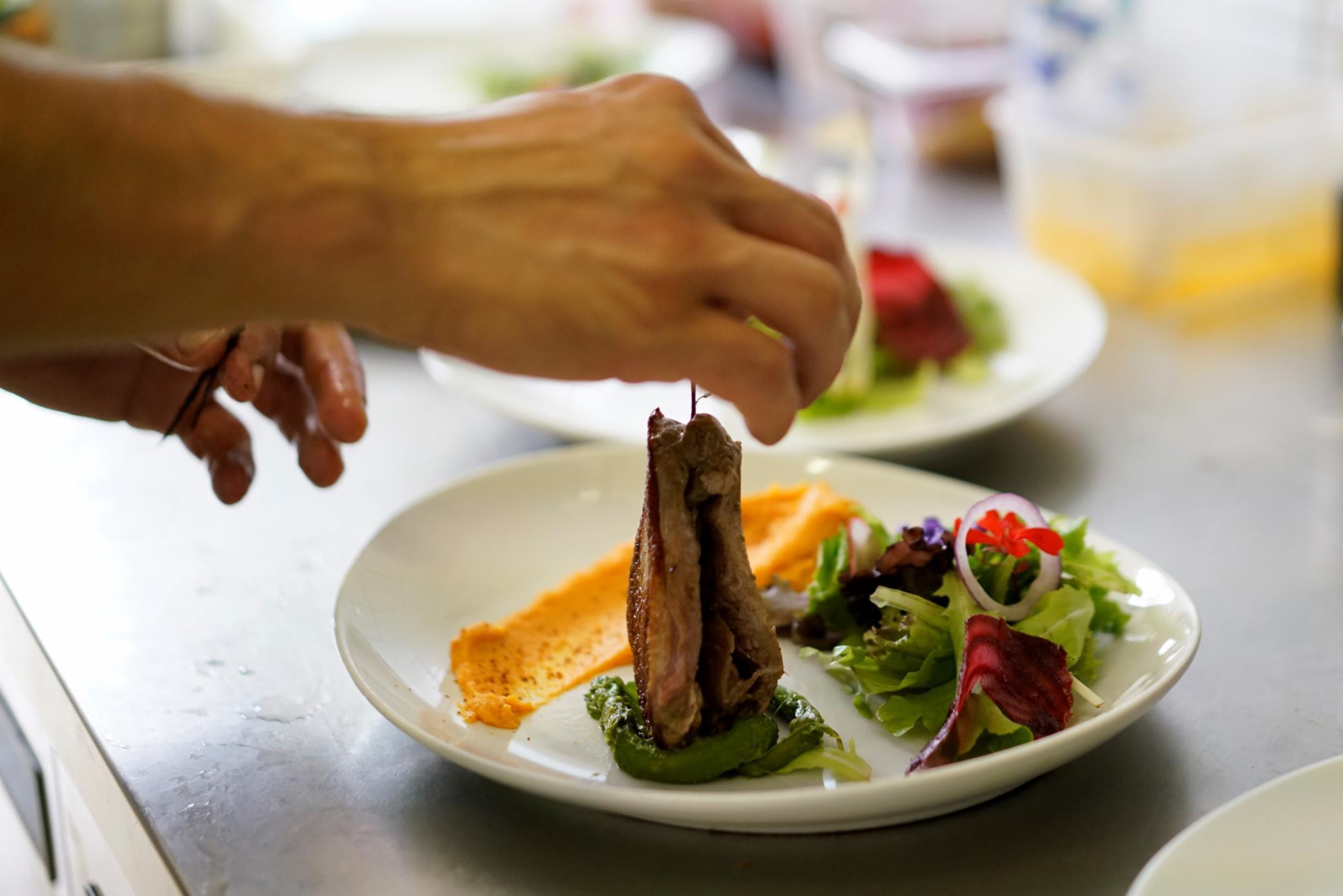 1 le resto piqué Bègles Cuisine Française Restaurant Cuisine Traditionnelle