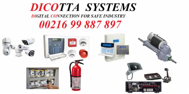 DICOTTA DICOTTA Portes Automatiques Controle d'accés Systemes de pointage