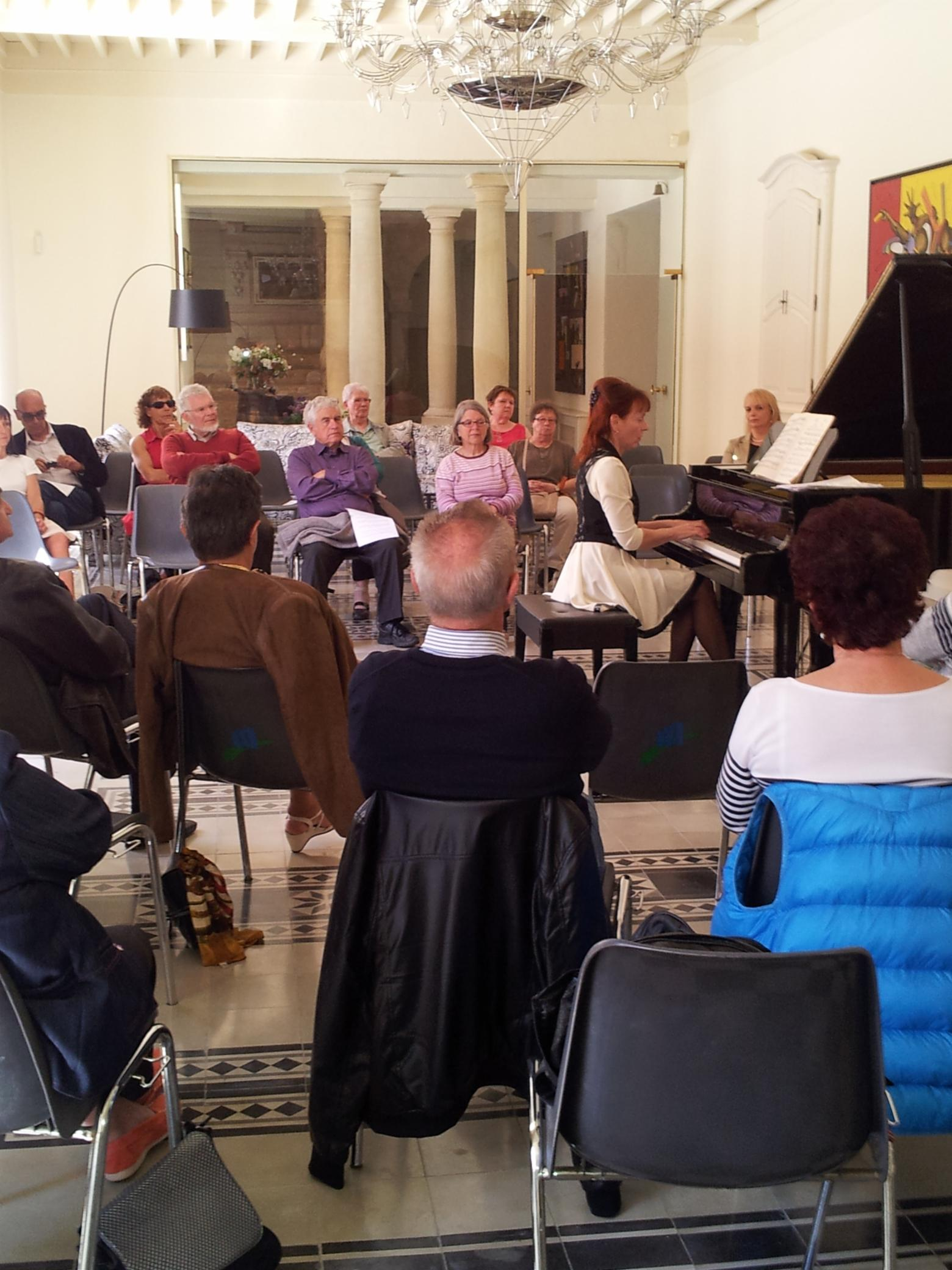 MUSIQUE CLASSIQUE Montagnac Cours particuliers MUSIQUE CLASSIQUE Concert de la musique classique