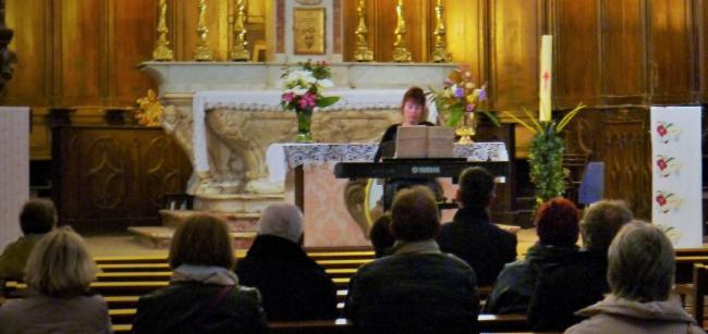 Concert à l'Eglise saint-André de Montagnac MUSIQUE CLASSIQUE Concert de la musique classique Cours particuliers