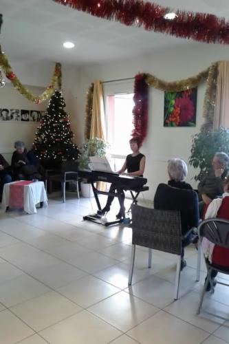 Concert Noël le 10 janvier 2017 à Montagnac Cours particuliers MUSIQUE CLASSIQUE Concert de la musique classique