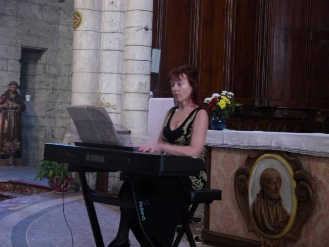 Fête de la musique le 20 juin 2018 Saint Gély du Fesk à 21h à l'église