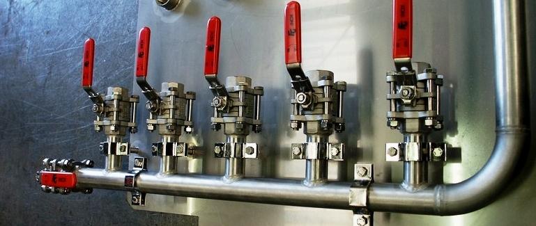 5 Découpe laser Flotte SECMI Tolerie - Chaudronnerie Chaudronnerie Table de manutention