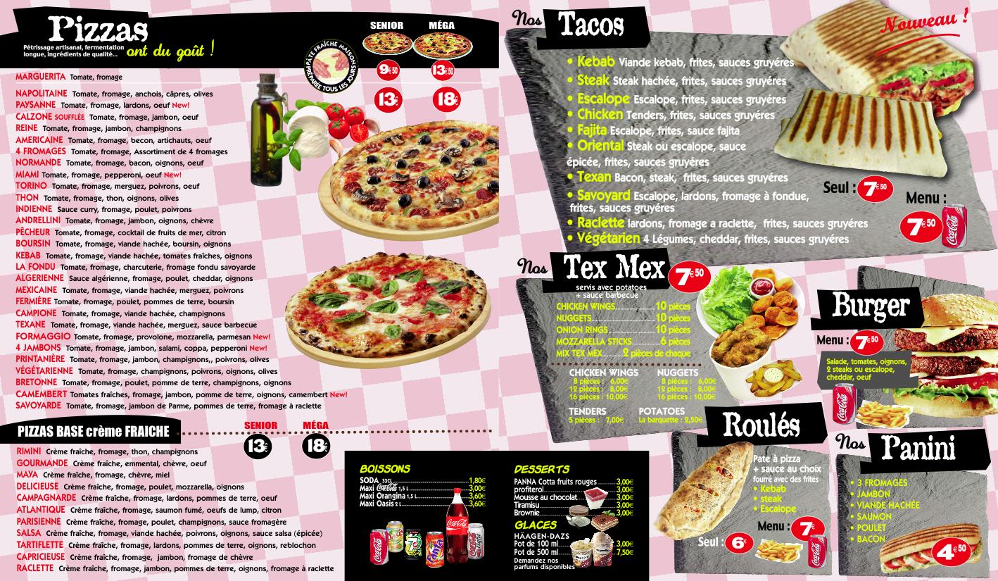 la dolce pizza livraison a domicile et au b blog page 1. Black Bedroom Furniture Sets. Home Design Ideas