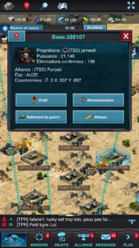 Ralliement de guerre Explications Jeux Explications Jeux Explications