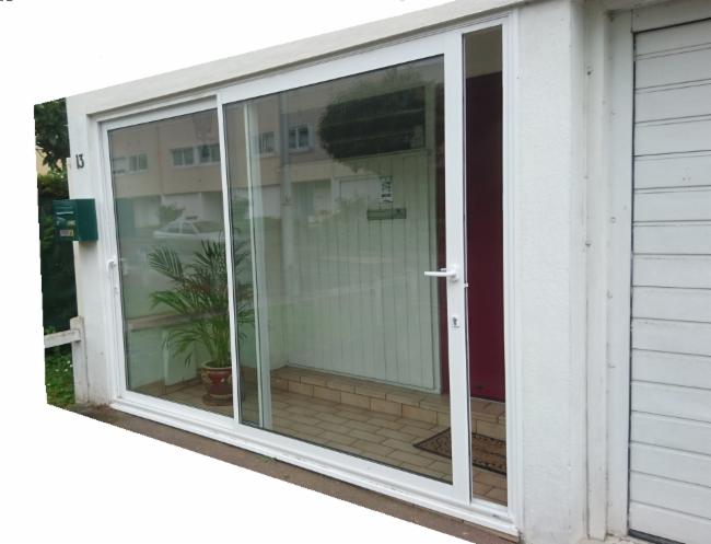Fenêtres en Aluminium Peintre en bâtiment L' achat assisté L'achat Assisté Achat tranquille Achat serein