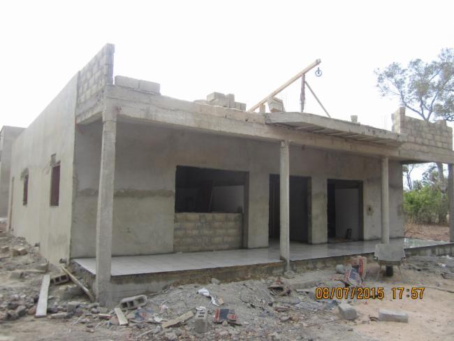 La Sénégalaise de l'entreprise Dakar Génie Civil et travaux Publics Projet de Construction bâtiment