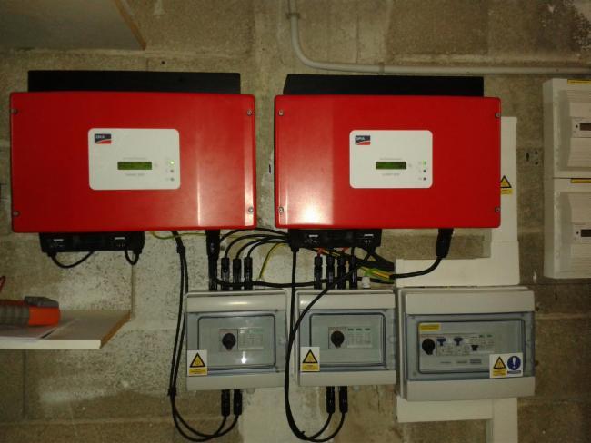 onduleurs photovoltaique Electricien Electricien Electricien Electricien Electricien
