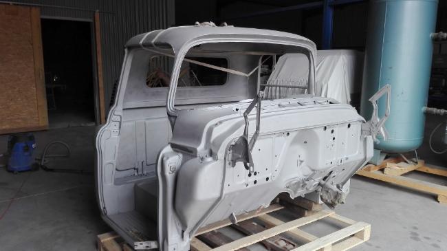 Restauration de véhicules en quelques exemples Sablage Sablage-Lorraine.fr S.A.R.L Débarras GIACOMELLI