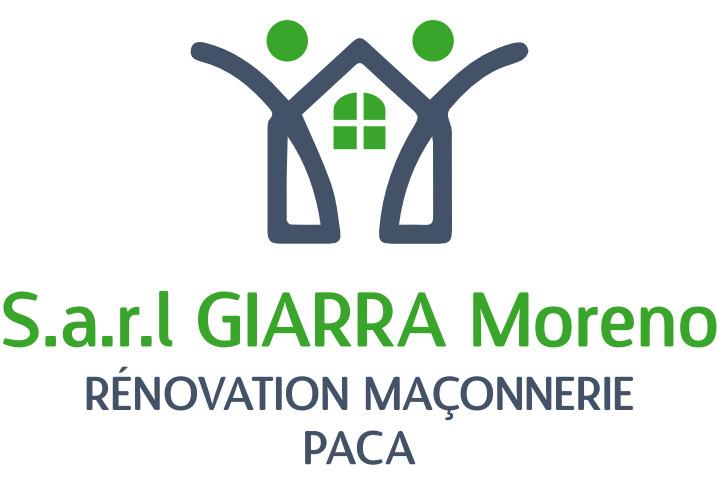 Sarl GIARRA Moreno rénovation maçonnerie PACA Antibes Maçon Peintre en bâtiment Plaquiste - Plâtrier