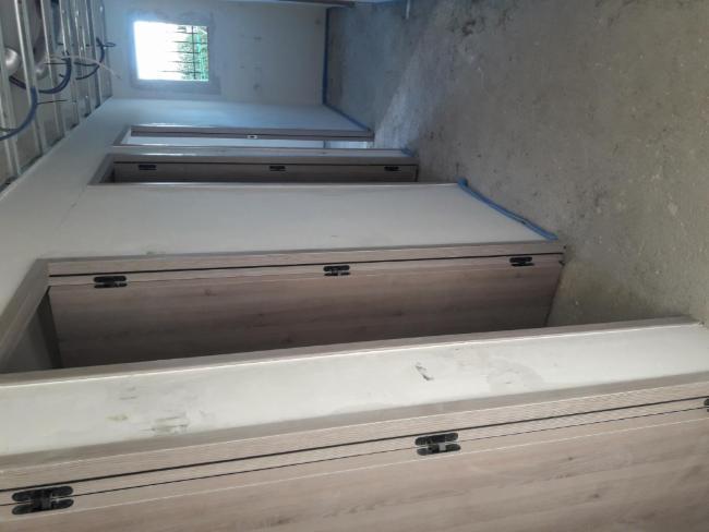 Carreleur – Mosaïste Maçon Peintre en bâtiment Plaquiste - Plâtrier Installateur sanitaire