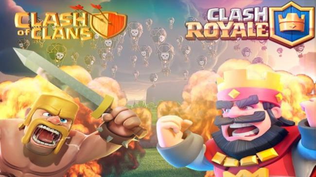 Clash clan-royal Clash Clash Clash