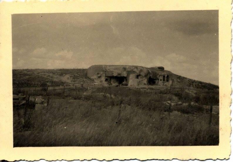 Fort de la Salmagne S.F Maubeuge Vieux-Reng Ouvrage de 1935-1938 type Maginot Musée et Histoire du secteur fortifié de Maubeuge