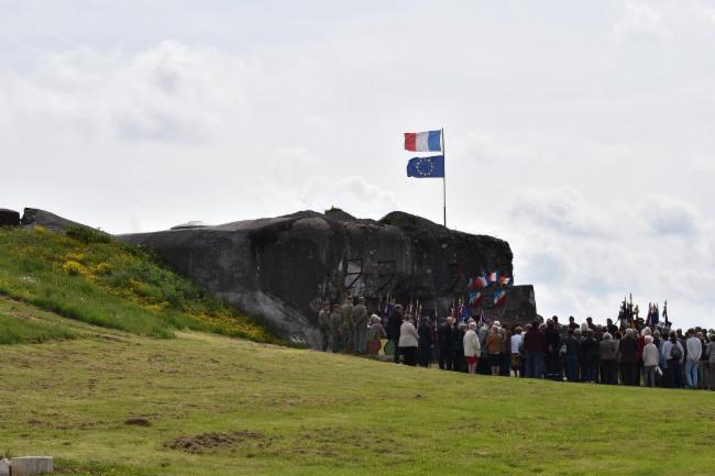 commémorations 23 mai 2016 Ouvrage de 1889-1892 Séré de Riviére Ouvrage de 1935-1938 type Maginot