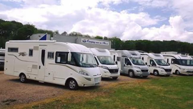 Camping-cars de l'ouest Loperhet camping-cars et caravanes S.A.V camping-cars et caravanes