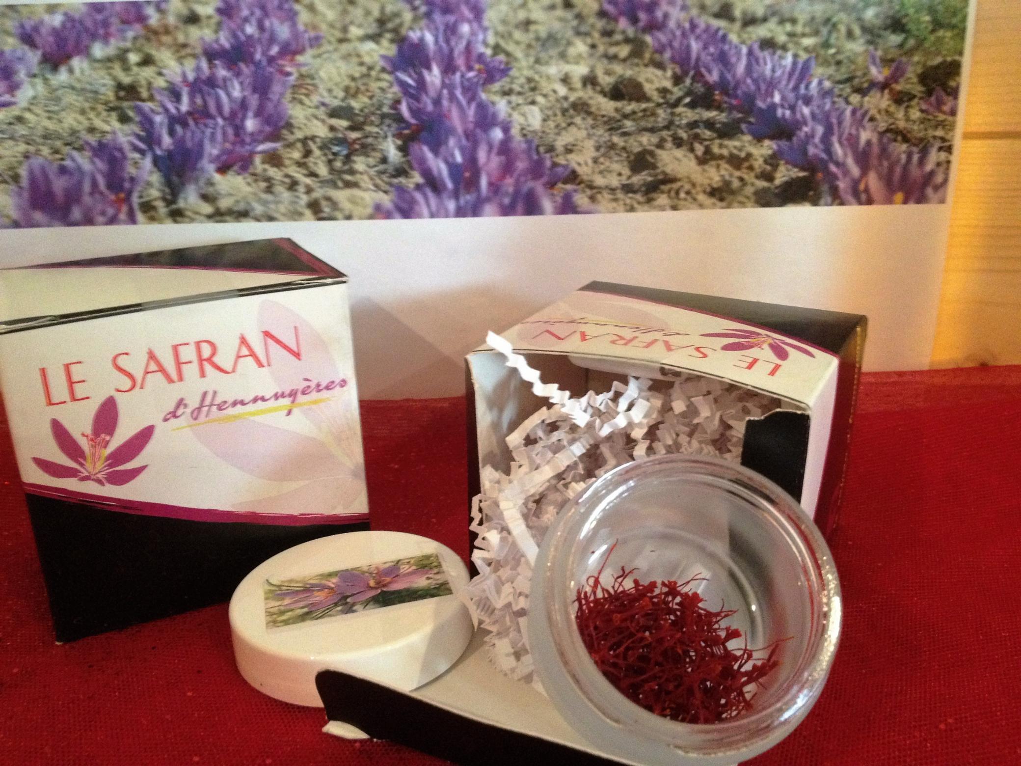 pistils de safran 1/2 gr