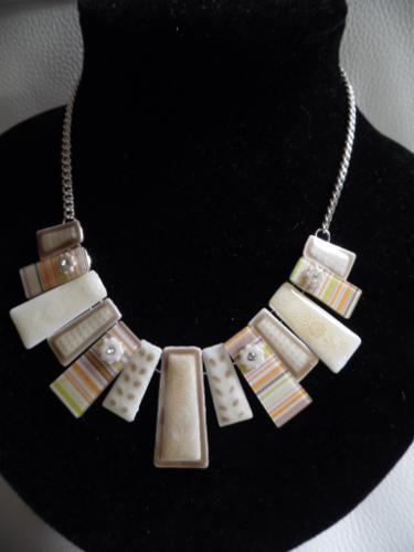 Fee Bijoux Anneville Sur Scie bijoux , creation artisanal , colliers , perles , boucles d'oreilles , bagues , accesoires cheveux , boites ceremonies