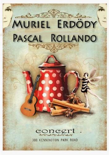 Muriel Erdödy Multi-instrumentiste Chanson Pop