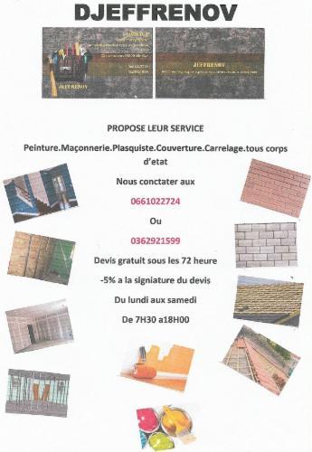 Am et Djeff renov Lille Five Plombier Charpentier Chauffagiste