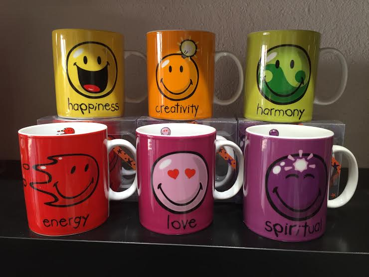Mugs Smileys