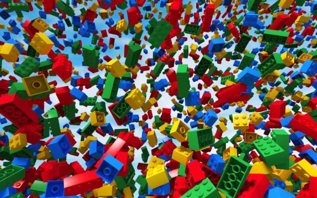 Lego et Création Étudiant Étudiant Étudiant