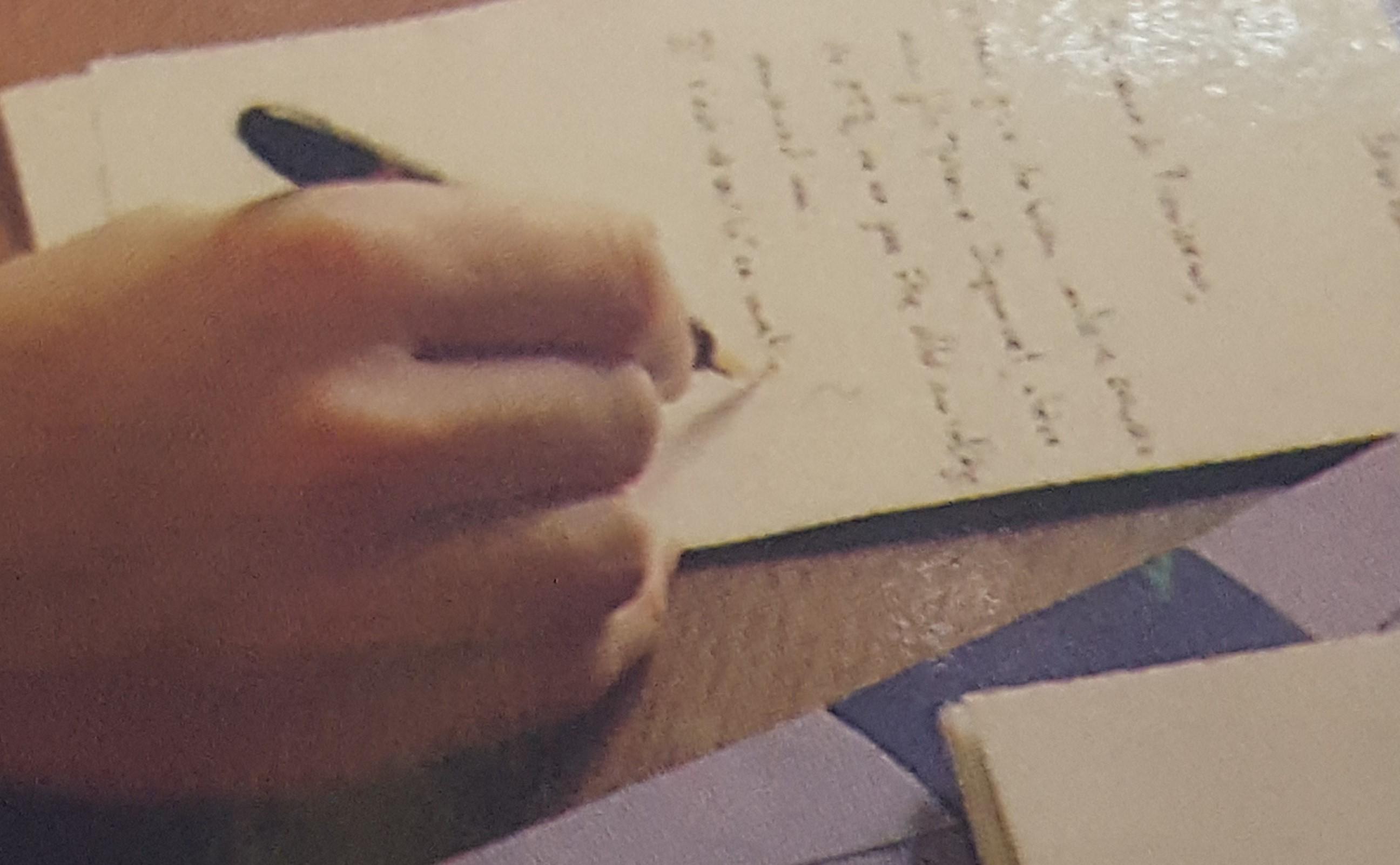 Aide à la correspondance écrite.