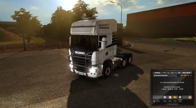 Transport Virtuel Trans Polais Teamspeak Euro truck simulator Euro Truck Simulator 2