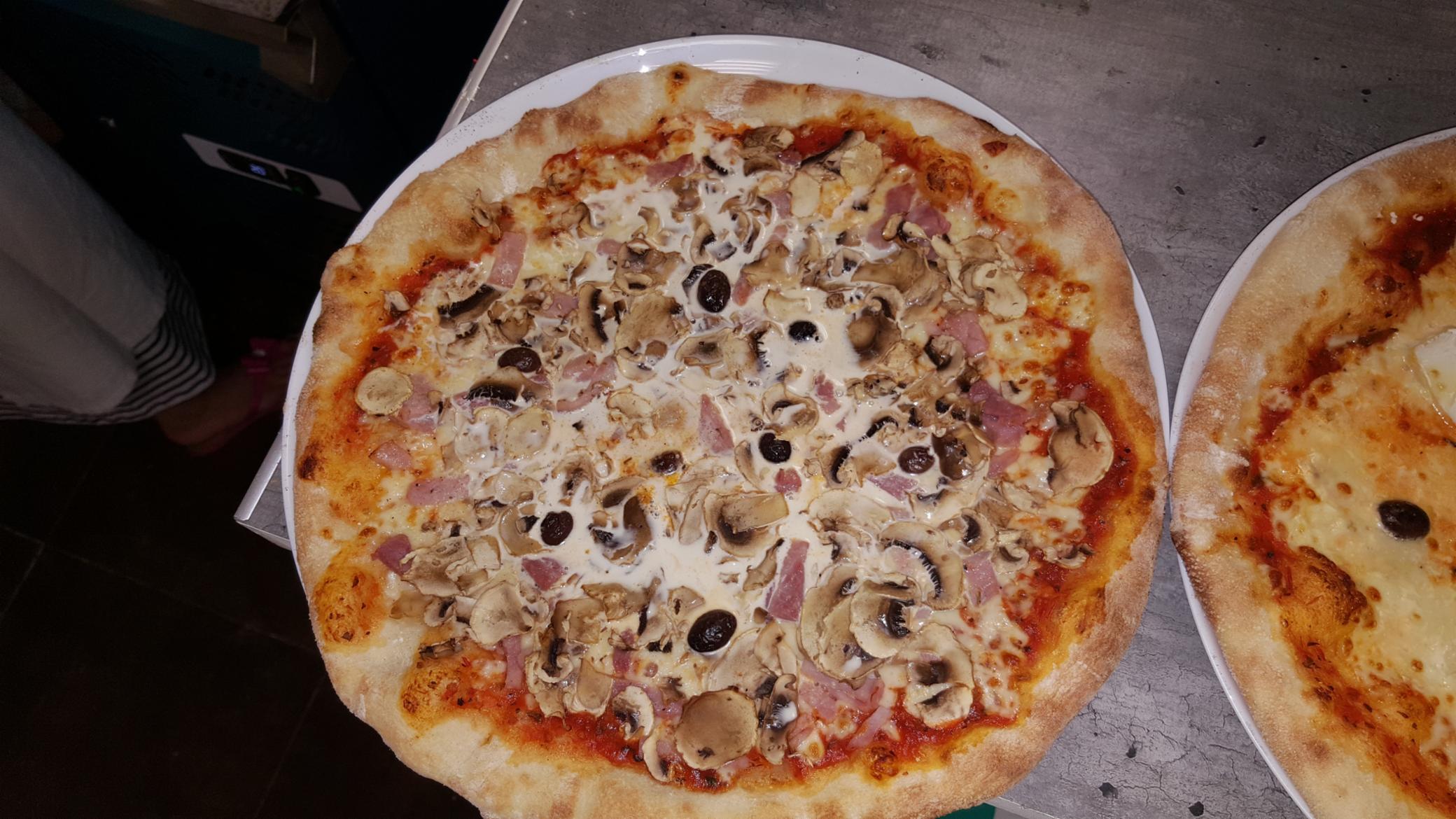 1 CROK PIZZA Juans-Les-Pins pizza Cuisine Italienne Restauration rapide