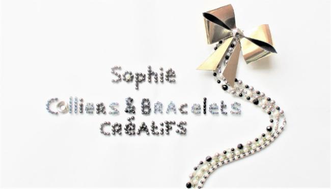 Sophie Colliers & Bracelets Créatifs Montpellier Micro entrepreneur Création de colliers et de bracelets