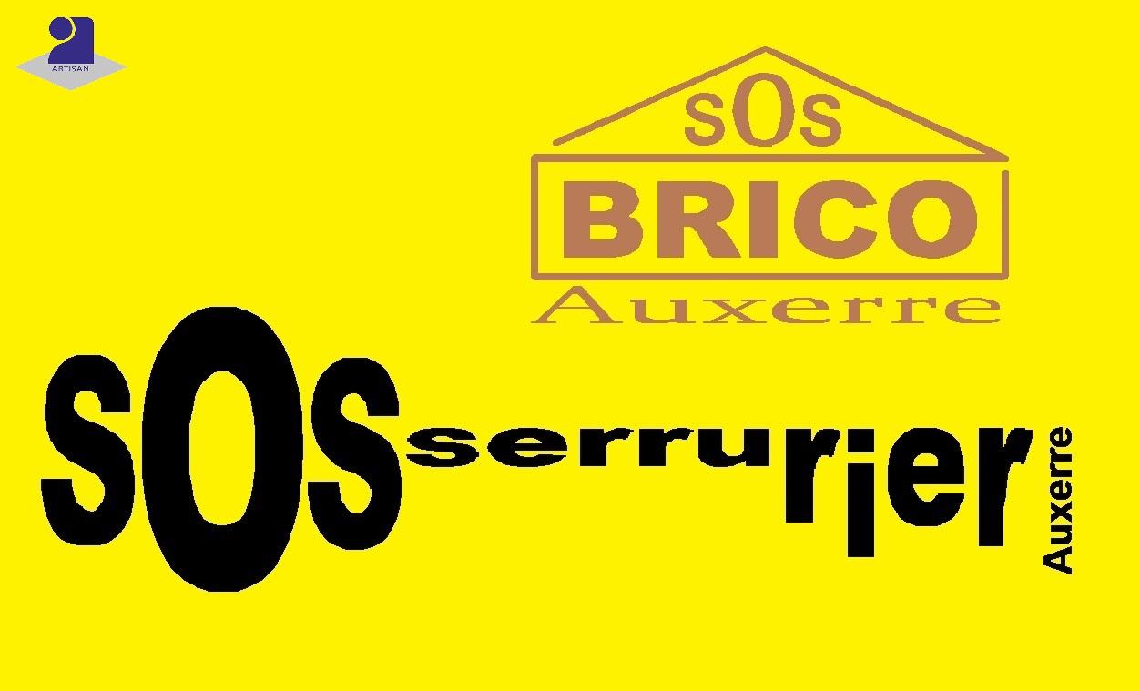 SOS Serrurier Auxerre - SOS Brico Auxerre Auxerre Petit bricolage Serrurerie Homme toutes mains - Plomberie - Electricité