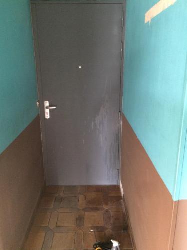Installation de 2 portes blindées A2P Fermeture et Automatisme. Homme toutes mains - Aménagement intérieur - Petit bricolage