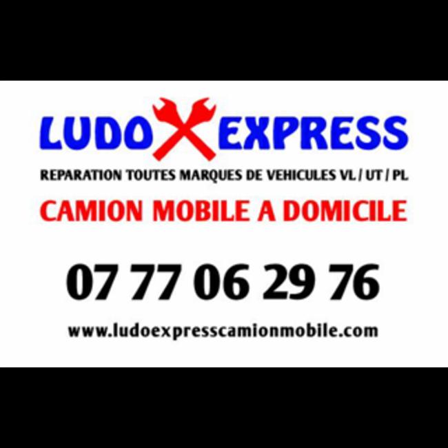 Ludo express Choisy Le Roi Atelier Mécanique Pièces