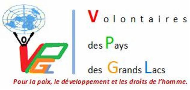 volontaires pays Grands Lacs Uvira developpement durable Promotion de la Paix, respect des droits humains et développement durable