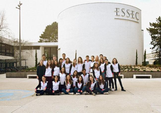 HeForShe ESSEC Cergy heforshe essec essec association essec