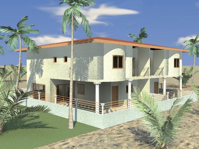 wilderarchi3D Libreville BTP Controle Expertises